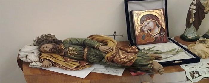 When St. Joseph Sleeps