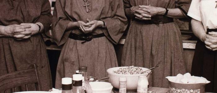 Lenten Meal Blessing